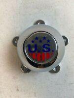 U.S. Mags 1002-20 Chrome Wheel Center Cap