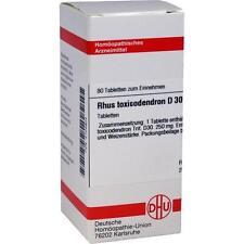 RHUS TOX D30 80St Tabletten PZN:2104904