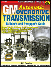 Chevy CK Tahoe GMC Yukon Transmission Builders Guide 1995 1996 1997 1998-2000