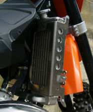 KTM 125SX 144SX 150SX 250SX 300EXC 07 2008 2009 2010 2011 ALLOY RADIATOR GUARDS