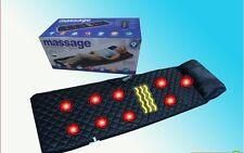 Infrared pad sofa Bed Mat Mattress Massage back spa pain waist neck AB spine fat