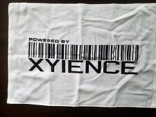 LOT OF 3 XYIENCE LOGO TOWELS 100% COTTON