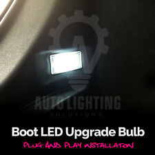 VAUXHALL Corsa e LED Boot lampadina luminosa Xenon Bianche CANBUS ERROR FREE 2014+