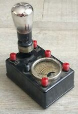 Radiomètre de précision Berger lampe TSF/ poste à batterie/ Tube/ valve/radio.