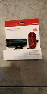 Bontrager Ion 120/ flare 1 light set
