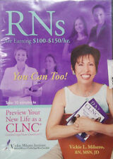 RNs Are Earning $100-$150/hr. DVD NEW SEALED