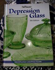 Warman's  DEPRESSION Glass 5th edition  Identification/Value Guide