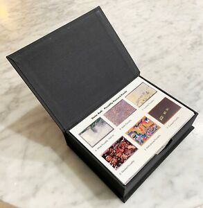 Dieter Roth rare complete set of 97 postcards (Richard Hamilton)