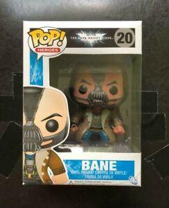 Funko Pop! Batman The Dark Knight Rises Bane #20 Limited Action Figures New!
