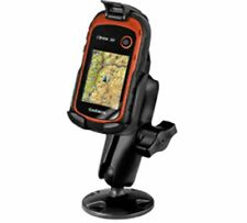 RAM Flat Surface Mount with Custom Cradle for Garmin eTrex 10, 20, 30