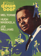 May 6, 1976 Down Beat Magazine Mel Torme Cover