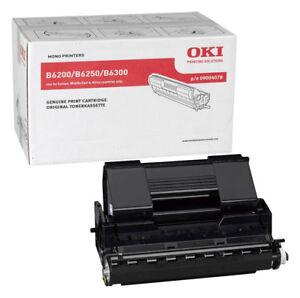 Original Toner Cartridge OKI Page B6200 B6300 B6300n / 09004078 11K Cartridge