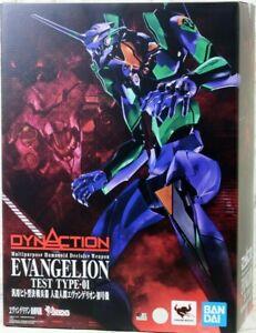 Evangelion Test Type-01 Dynaction Multipurpose Humanoid D Weapon Bandai Tamashii