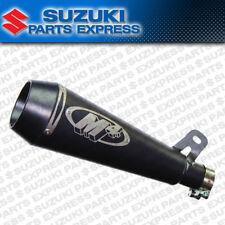 NEW 2005 2006 SUZUKI GSXR GSX-R 1000 GSXR1000 M4 BLACK GP SLIP ON EXHAUST