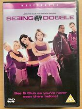 Seeing Double DVD 2003 S Club 7 / Seven British Musical Feature Film Movie