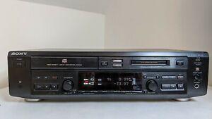 Sony MXD-D4 Combi CD Player / Minidisc Recorder MDLP (Fully Working)