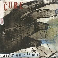 THE CURE Sleep when I'm Dead MIX & UNRELEASED Trk LIMITED UK 7 Inch VINYL SEALED