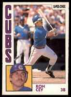 1984 O-PEE-CHEE RON CEY CHICAGO CUBS #357