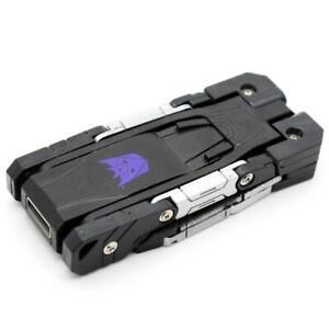 Pen Drive Plastic Toy Style U Disk Cartoon Card USB Flash Transformation Robot