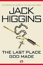 NEW The Last Place God Made by Jack Higgins