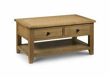 Oak Antique Style Coffee Tables
