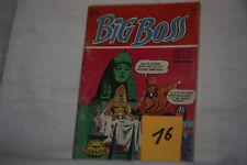 Big Boss (16) n°3-2°série--la Reine des Kaphirs-TBE-1971