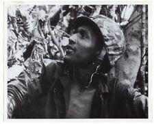 New listing 1944 Usmc Black Marine Does His Bit Invasion of Peleliu 8x10 Original News Photo