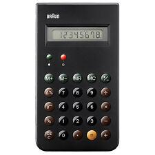 Taschenrechner BRAUN schwarz - Design - BNE001BKBK