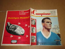 RIVISTA SPORTIVA IL CAMPIONE ANNO 1957 ANNO III° N°38 VINICIO BALDINI JULINHO
