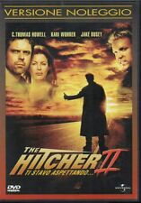 THE HITCHER II - DVD (USATO EX RENTAL)