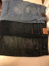 Mens Jeans Big And Tall Size 46