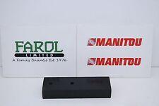 Genuine Manitou Telescópica Boom Shim Bock 269381 MT-X1440 MT-X1235 MT1740 MT143