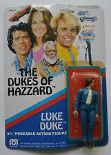 Vintage Mego Dukes of Hazard MOC Carded Action Figure : Luke Duke 1980