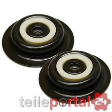 2X Rodamientos de Rodillos Almacenamiento Delantero Dom Superior Opel Corsa a B