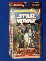 Star Wars Comic Packs #2 Governor Tarkin and Stormtrooper New!