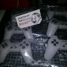 1x PlayStation Mini Classic Console PS1 Controller -Barely Used,No Analog Sticks