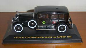 "Wacky Races custom ""Bullet Proof Bomb"" Ant Hill Mob 1930 Cadillac Diecast Car"