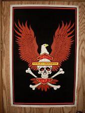HARLEY DAVIDSON #949 BLACK LIGHT POSTER 1981 VINTAGE & RARE