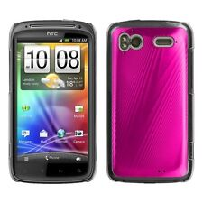 Hot Pink Cosmo Hard Case Phone Cover HTC Sensation 4G
