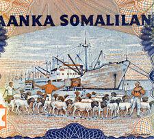 SOMALILAND  billet neuf de 500 SHILLINGS 2006 PORT BATEAU ELEVAGES CHEVRES