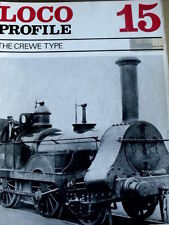 Loco Profile n°15 TRE CREWE TYPE