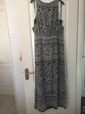 Ladies Warehouse Summer Maxi Dress Size 16