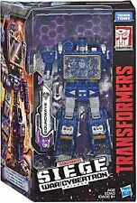 Transformers Generations War for Cybertron Voyager - Soundwave Action Figure