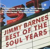 Jimmy Barnes - Best Of The Soul Years [CD]