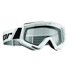 Thor Combat MX Gafas Motocross Bmx Gafas todoterreno cross enduro quad blanco