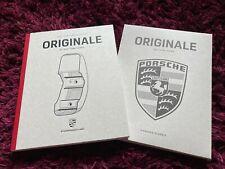 Porsche Originale Book No. 7, Classic parts - UK Issue English Dated 09/2021 NEW