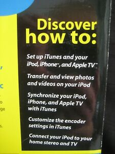 iPod and iTunes For Dummies by Cheryl Rhodes, Tony Bove (Paperback, 2005)