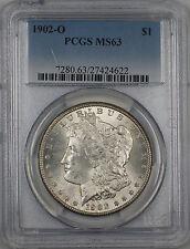 1902-O Morgan Silver Dollar $1 Coin PCGS MS-63 (4E)