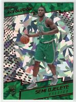 2017-18 Panini Revolution Semi Ojeleye SP Chinese New Year Rookie RC #144