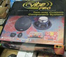 Lanzar VPRO6.1 sehr hochwertiges 165 mm Komposystem Oldschool